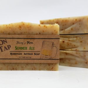 Summer Ale Soap